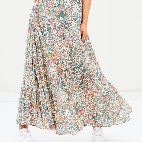 Auguste Maxi Skirt